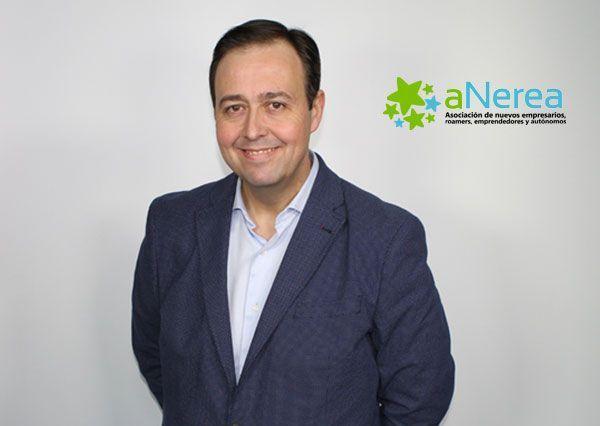 Borja Pascual, presidente de aNerea