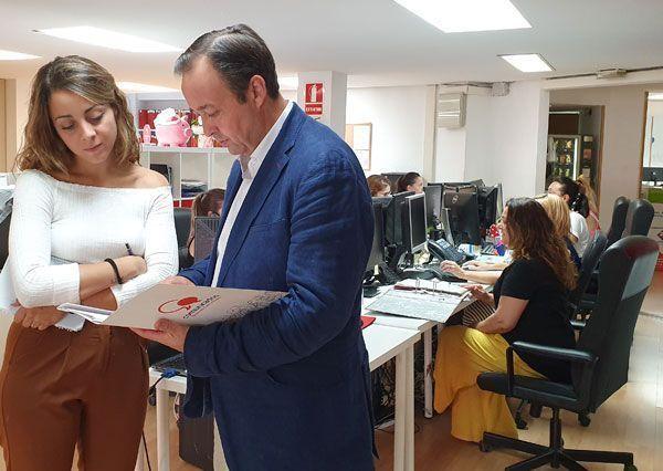 Borja Pascual emprendedor y empresario