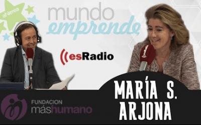 Fundación máshumano, soluciones para el desarrollo de las personas – Entrevista