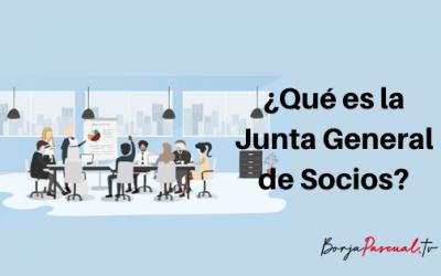 ¿Qué es la Junta General de Socios?