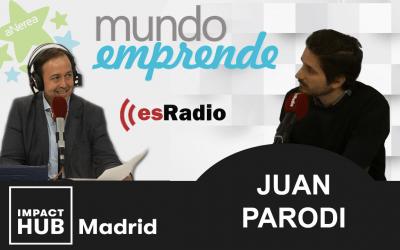 Impact Hub Madrid, cómo generar emprendimiento con impacto – Entrevista