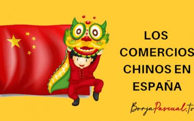 Los comercios chinos en España no pagan impuestos