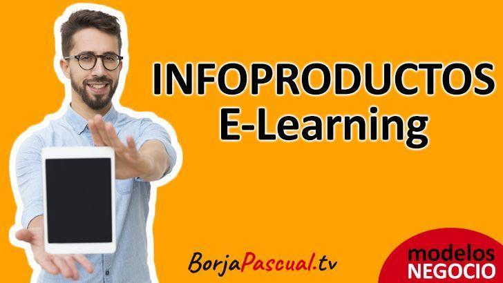 Modelo de Negocio Infoproductos y E-Learning