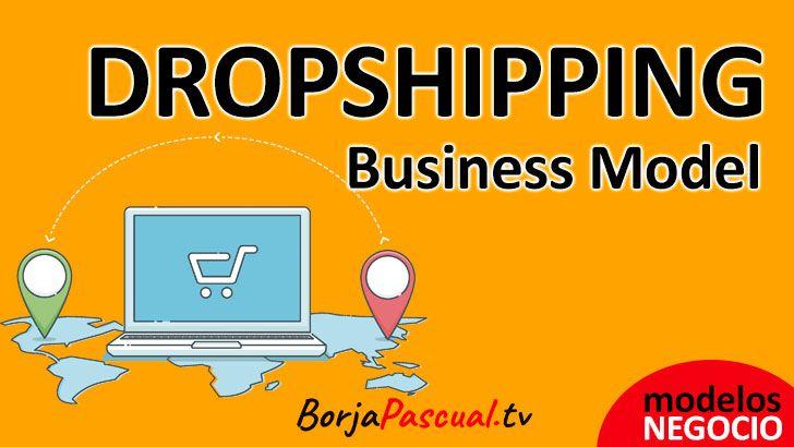 Modelo de negocio Dropshipping