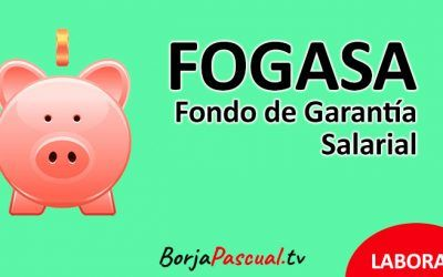 Fogasa, Fondo de Garantía Salarial